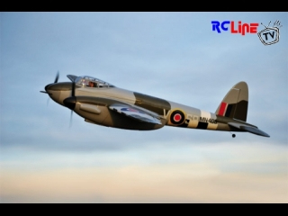 AFTER >: Modell AVIATOR: DH 98 Mosquito von Ripmax