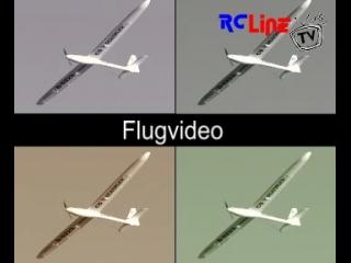 FlyCamOne2 montiert auf Cularis