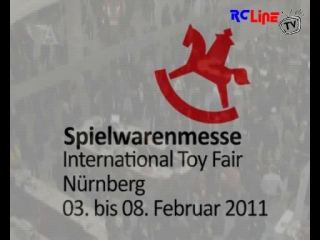 Modell AVIATOR: Spielwarenmesse N�rnberg 2011 Teil 1
