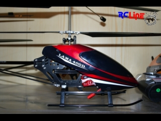 L400D Rot