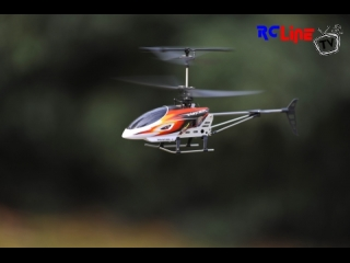 HUBSAN 4CH Palm size helicopter( Coaxial mini invader)