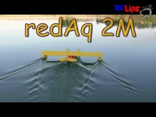 redaq 2m - Spa� auf dem Wasser