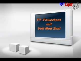 AFTER >: F1 Powerboat - endlich mal getunt
