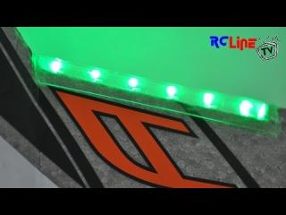 FunJet ultra mit Beleuchtung