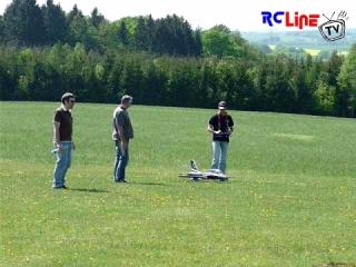 < DAVOR: Airmacchi mit Kolibri  T20  Turbine