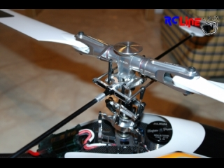 TREX700 F3C