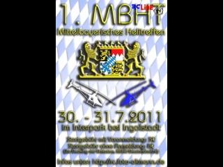 AFTER >: 1. Mittelbayerisches-Heli-Treffe