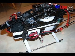 DANACH >: TREX 700 F3C