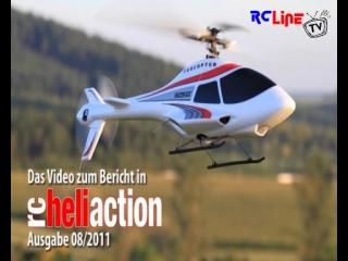 AFTER >: RC-Heli-Action: Erste Schritte mit dem Funcopter