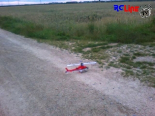 AFTER >: Belt CP V2 mit BAD-Chassis im Agusta Rumpf
