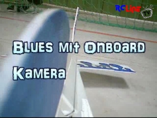 Indoor mit Onboardkamera