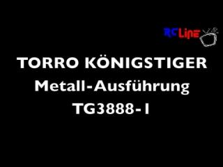 RC-Milit�r: K�nigstiger von Torro