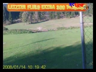 Letzter Flug meiner Extra 300 14.10.2011