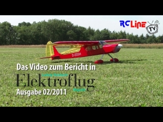 AFTER >: Elektroflug-Magazin: Graupner Kadett 2400