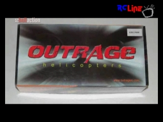 RC-Heli-Action: Outrage G5 von CNC Deluxe