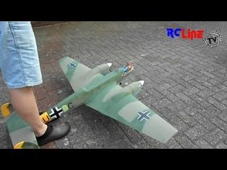 AFTER >: Soundcheck Messerschmitt Bf 110 in 1:10