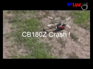 CB180Z Crash