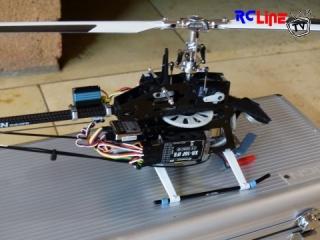 TREX 250 Rigid