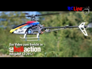 AFTER >: RC-Heli-Action: Blade 500 3D von Horizon Hobby