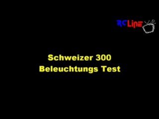 Schweizer 300 LED Test from 01-10-2013 16:56:04 Uploaded by Himmeltraktor