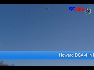 Howard DGA-4 Erstflugtag
