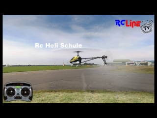 AFTER >: Rc Heli Schule