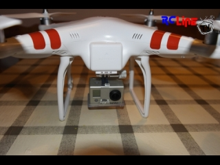 Dji Phantom Flug 2