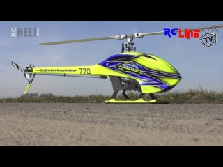RC-Heli-Action: Goblin 770 von Heli-Shop from 06-07-2013 09:10:36 Uploaded by rcheliaction
