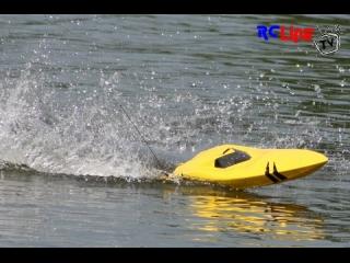 Rennboot Bild 2
