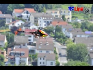 Protos 500 im Flug