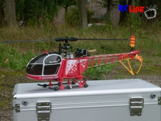 Nine Eagles Solo Pro 290 Lama mit General Link Modul