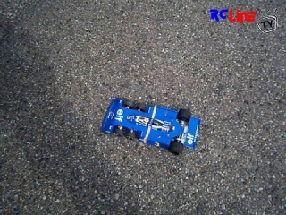 DANACH >: RC-Retro Car Tyrrell P34 1976 Elektro Speedcar Part 1