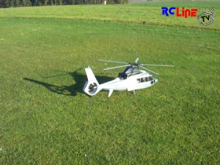 AFTER >: EC155, Vario Helicopter, kleines Flugvideo ;-)