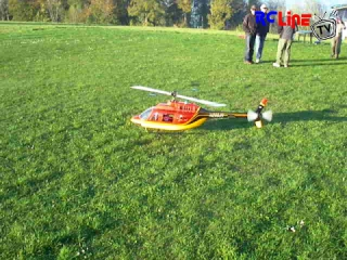 Bell 206 Jet Ranger, Vario Helicopter, kleines Flugvideo ;-) from 10-26-2014 22:30:16 Uploaded by juergen-wug