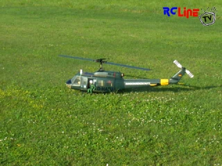 AFTER >: Bell UH-1D, Flugvideo