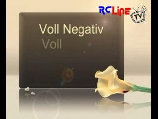 Voll positiv - voll negativ