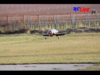 Graupner Yak 11 als Blyak Moose 9