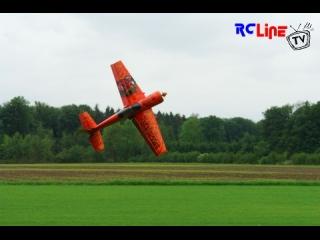 """Yak 54 von 3W """"Red Devil"""""""