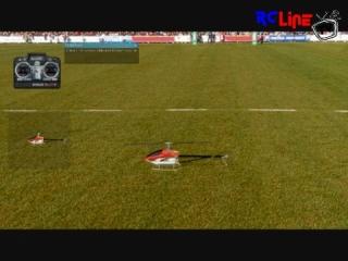 RJX X-treme 50 3D Flug am Sim