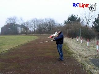 Akkuschrauber-Howi Flugtag 07.02.2009