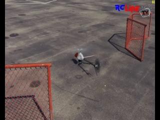 Reflex Testflug II 04.03.09