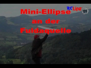 Mini-Ellipse an der Wasserkuppe, Fuldaquelle/Pelzner-Hang