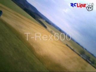 FlyCam am Rex600 - ein Versuch